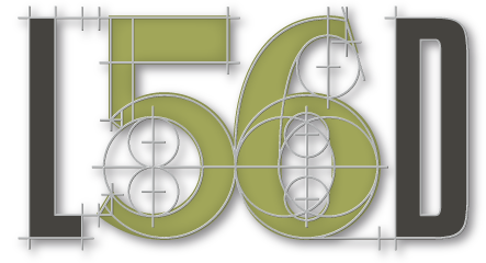 Linear 56 Design Logo